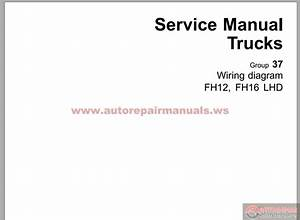 Volvo Fh12 A Type Workshop Manual Group 37