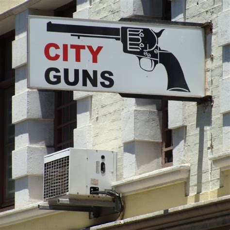 gun shop  cape town photo