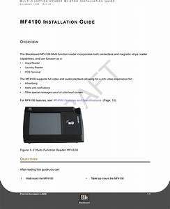Blackboard Mf4100x004 Multi