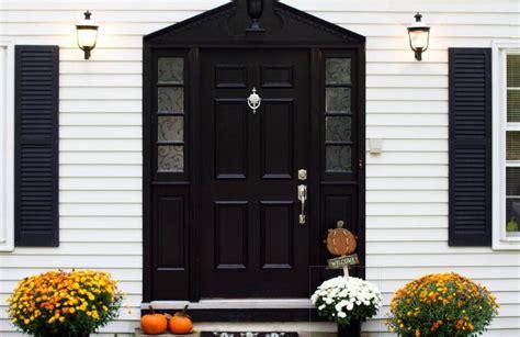 Doors Front Of House by Door Designs The Graveness Of Black