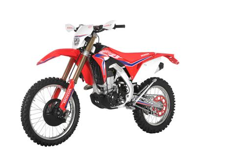 Honda Crf 450 Enduro Di Alex Salvini