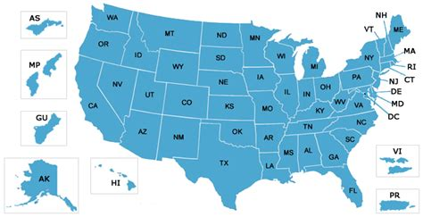 state resources map centers  medicare medicaid services