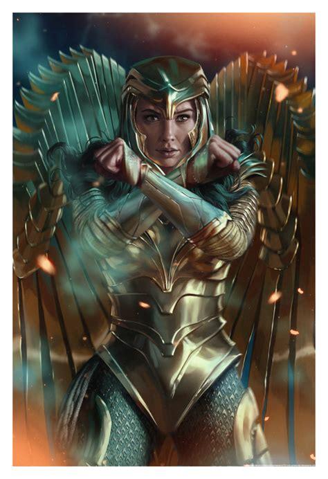 "Wonder woman galaxy, made by me #comics #superheros #wonderwoman #dc #wallpapers source by carolsmota. Ann Bembi ""Wonder Woman"" SET - Bottleneck Art Gallery"