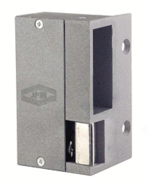 gache electrique portillon exterieur gache electrique jpm pour applique horizontale quincaillerie clefor serrures cl 233 s