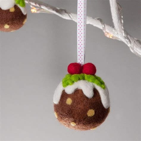 needle felting workshp christmas decorations spring