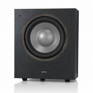 """Infinity Reference SUB R10 10"""" 200W Subwoofer SUBR10BK B&H"""