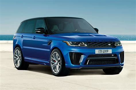2019 Land Rover Svr by 2019 Range Rover Sport Svr Land Rover Usa