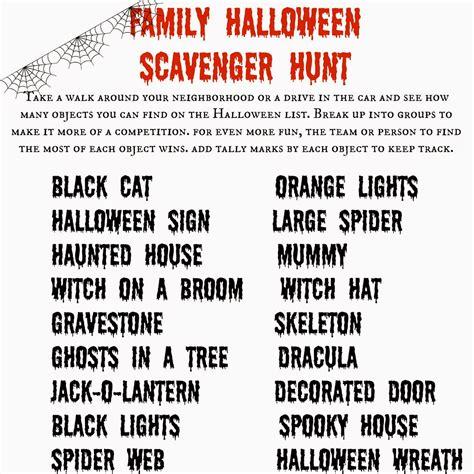 printable halloween game  idea room