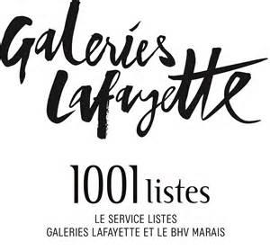 galeries lafayette liste mariage liste de mariage galeries lafayette 1001 listes mariage au carrousel