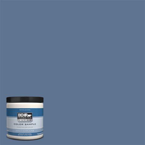 behr premium plus ultra 5 gal n480 5 adirondack blue