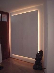 Holzdecke Led Beleuchtung : indirekte beleuchtung mittels led strip tischumstuhl ~ Sanjose-hotels-ca.com Haus und Dekorationen