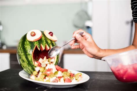 yummy easy  creative halloween food ideas