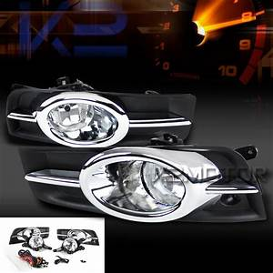 11-14 Chevy Cruze Fog Lights