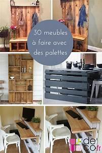 j39aime cette photo sur decofr et vous inspiration With faire des meubles avec des palettes