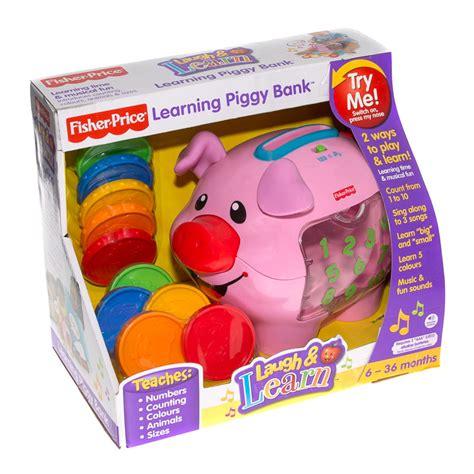 Kids Bathroom Sets Walmart by B Amp M Fisher Price Learning Piggy Bank 180135 B Amp M