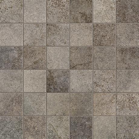 marazzi livigno grigio 2 quot x 2 quot mosaic uldh