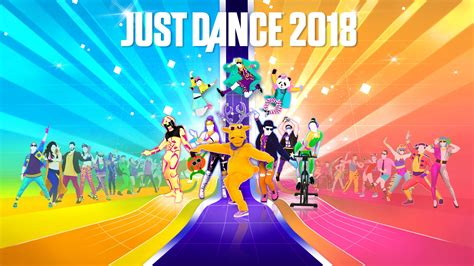 Wallpaper Just Dance 2018, 4k, E3 2017, Poster, Games #14345