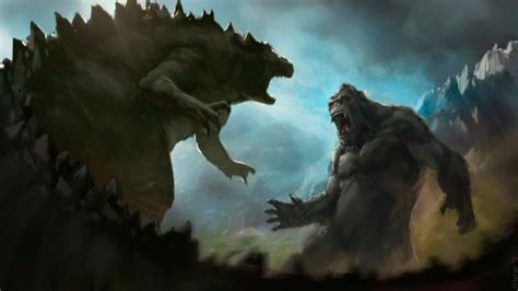 What Is Kong's Motivation For Fighting Godzilla?