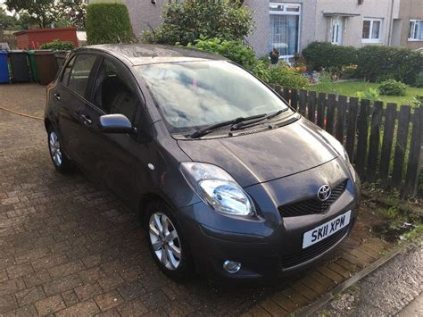small engine maintenance and repair 2011 toyota yaris electronic toll collection toyota yaris 2011 t spirit 1 4 diesel in glenrothes fife gumtree