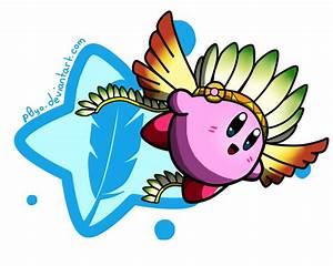 Wing Kirby! by p0Yo on DeviantArt