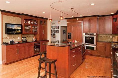 2 level kitchen island pin by yvette tanner on kitchens pinterest