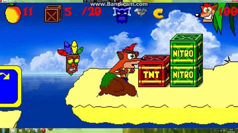 crash bandicoot fan game tutorial fan game crash bandicoot uka uka 39 s return
