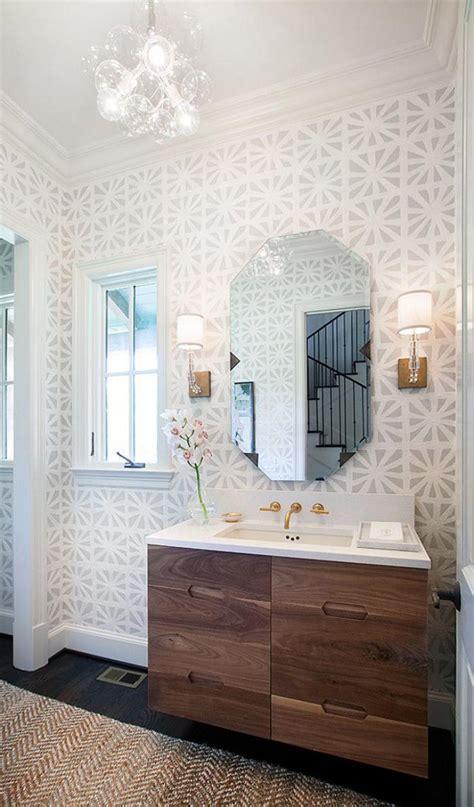 sublimez vos interieurs en mettant  papier peint blanc