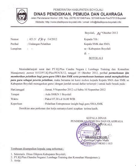 contoh surat pernyataan hak waris contoh