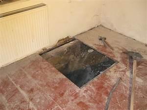 Rekonstrukce podlahy v přízemí