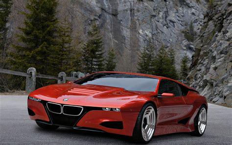Bmw M1 Homage Concept Car Widescreen Exotic Car Wallpaper