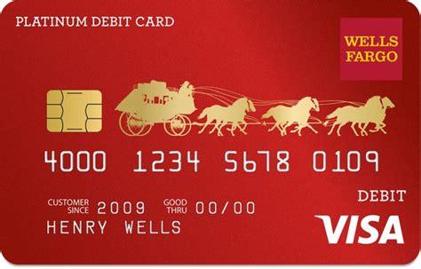 access  wells fargo debit card number  quora