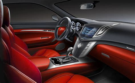 maserati suv interior maserati suv interior on behance