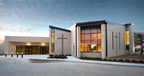 ranch building catholic church architect church design experts