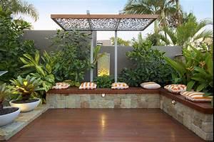 garden design inspiration to your new house homespun With nice amenagement petit jardin exotique 9 24 deco jardin exterieur 25 best ideas about maison de