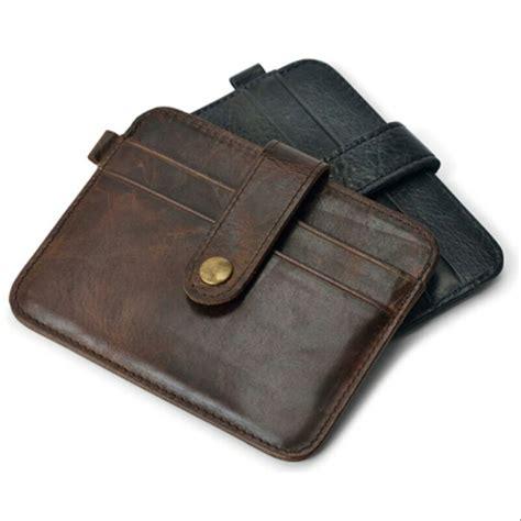 jual dompet kulit pria wanita import unik simpel di lapak