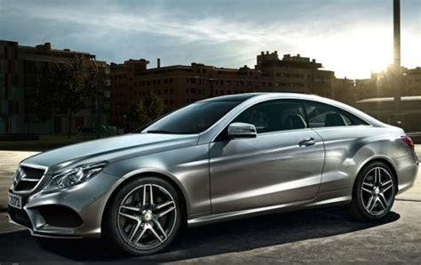 Gambar Mobil Mercedes E Class by Mercedes E Class Coupe Jual Mobil Baru
