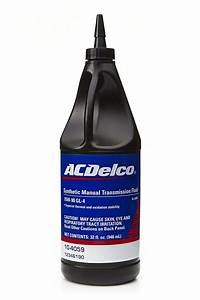 Acdelco Synthetic Manual Transmission Fluid 12346190