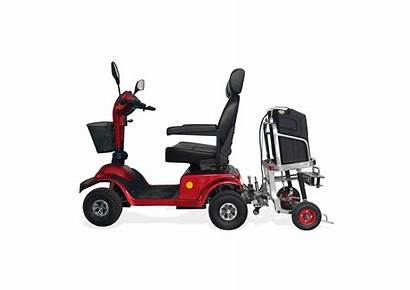 Carttec Equipment Wheelchair Power Electric Airport Dirt