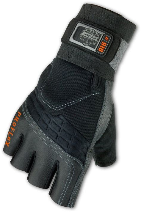 proflex  impact protection work glove  wrist