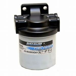 Quicksilver Fuel Filter    Water Separating Kit