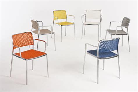 kartell chaises shiny chaise kartell de design aluminium et
