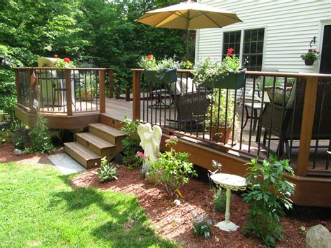 simple landscaping design ideas for backyard great