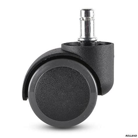 rolland office chair caster wheel for hardwood floor