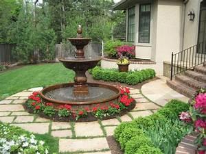fontaine de jardin pour une deco exterieure magique With beautiful faire un jardin zen exterieur 12 fontaines exterieur style moderne