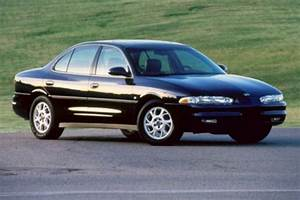Oldsmobile Intrigue Owners Manual 1998