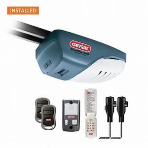 Genie Silentmax 1000 3  4 Hpc Garage Door Opener With