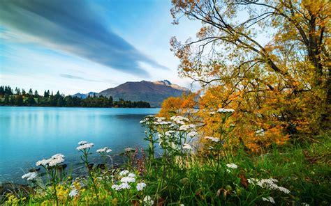 新西兰皇后镇风景图片高清电脑桌面壁纸_桌面壁纸_mm4000图片大全