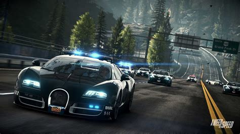 Hd Car Wallpaper Nfs by Need For Speed Rivals Bugatti Cop Car Wallpapers Hd