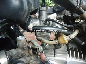Karburator Suprax 125r  Kharisma Di Honda Legenda2