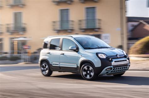 fiat panda cross hybrid  review autocar